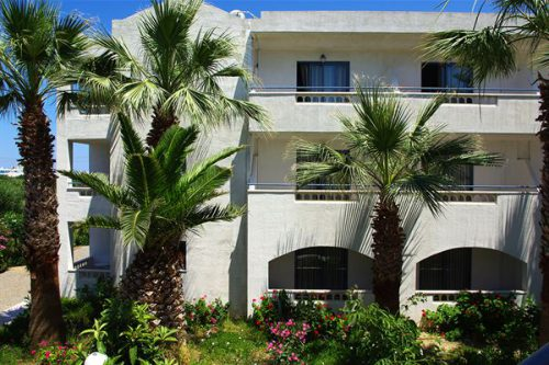 Appartementen Villa Aspro